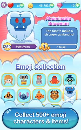 Chơi Disney Emoji Blitz on PC 4