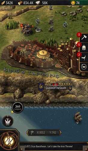 Играй Game of Thrones: Conquest На ПК 9
