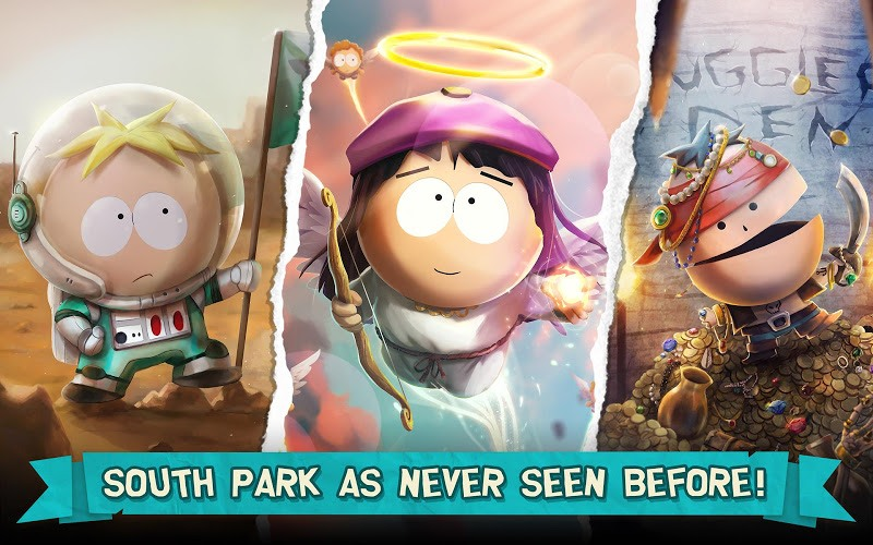 Играй South Park: Phone Destroyer На ПК 19