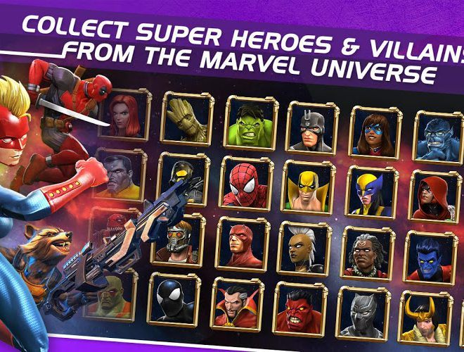 Play Marvel Contest of Champions on PC 10