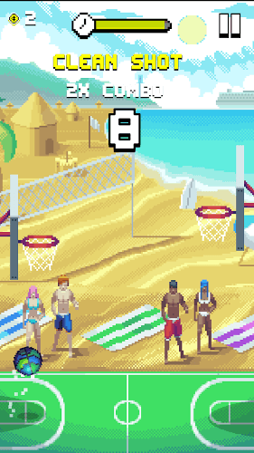 Play Bouncy Hoops on PC 4