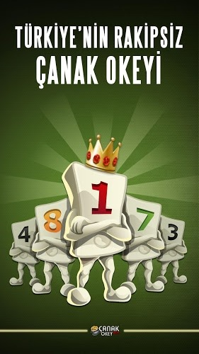 Play Canak Okey Plus on PC 2
