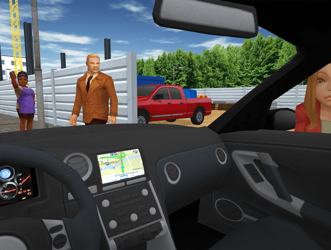 Play Taxi Game on PC 4