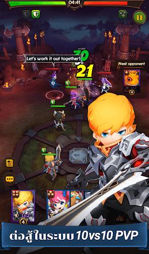 เล่น Hello Hero: Epic Battle on PC 5