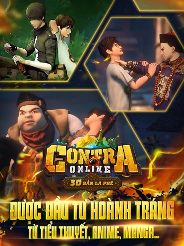 Chơi Contra Online on PC 9