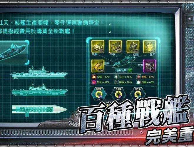 暢玩 超級海戰3:提督的咆哮 PC版 7