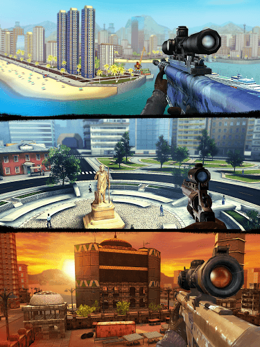 Sniper 3D Assassin İndirin ve PC'de Oynayın 15