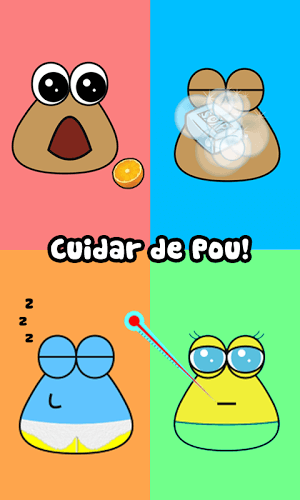 Juega Pou on PC 3