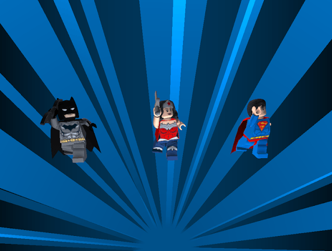 Play LEGO® DC Super Heroes on PC 2