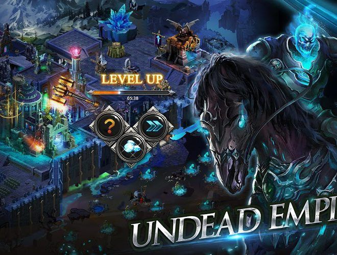 Play King of Rebirth: Undead Age on PC 9