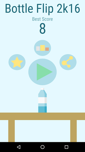 Play Bottle Flip 2k16 on PC 2