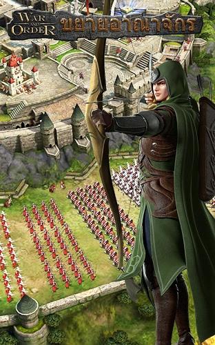 เล่น War and Order on PC 3