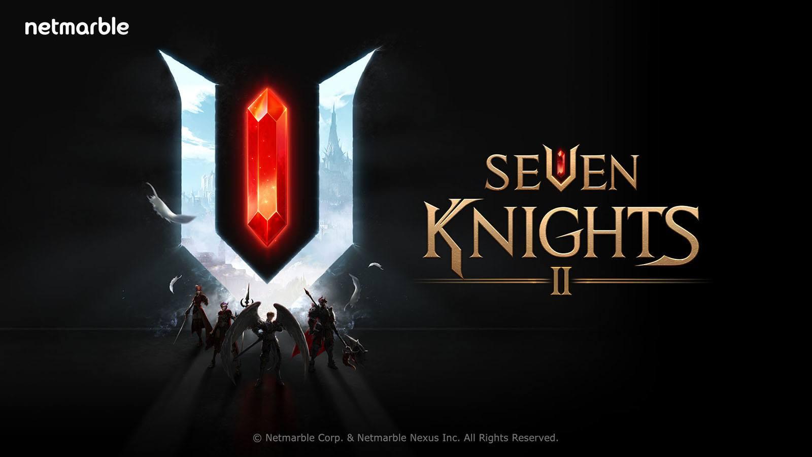 韓國網石遊戲MMORPG新作《七騎士 2(Seven Knights 2)》即將推出