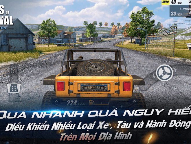 Chơi Rules of Survival on PC 14