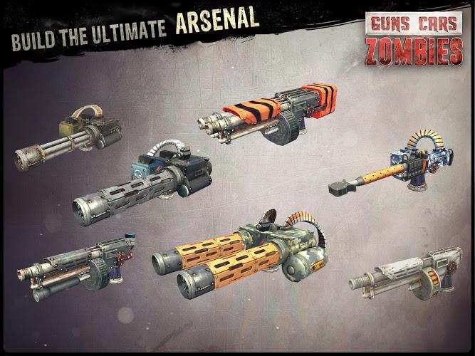 Играй Guns, Cars, Zombies На ПК 13