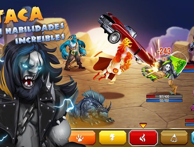 Juega Monster Legends en PC 10