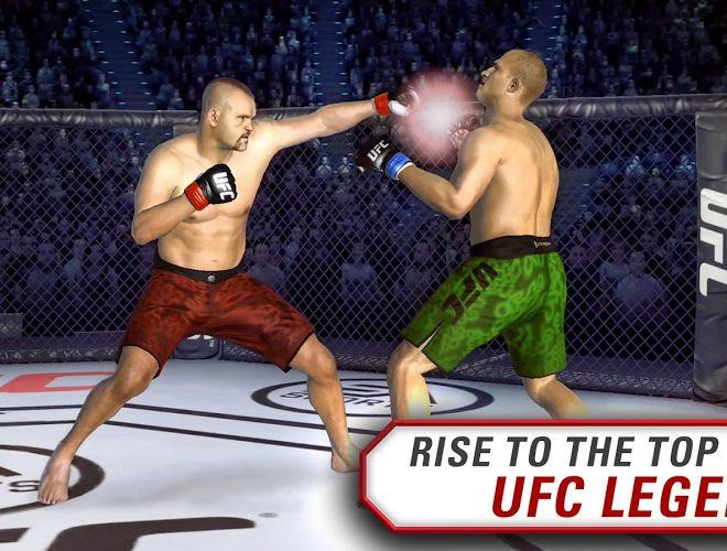 Play EA Sports UFC on PC 2