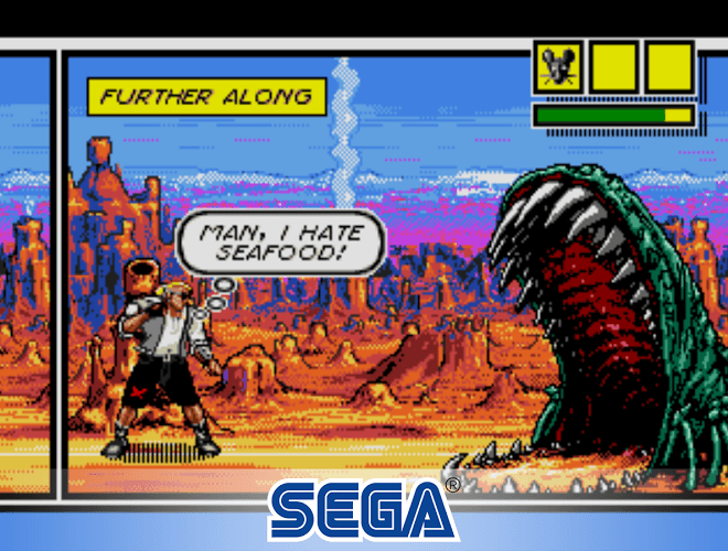 Play Comix Zone on PC 5