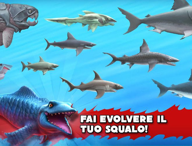 Gioca Hungry Shark Evolution on PC 21