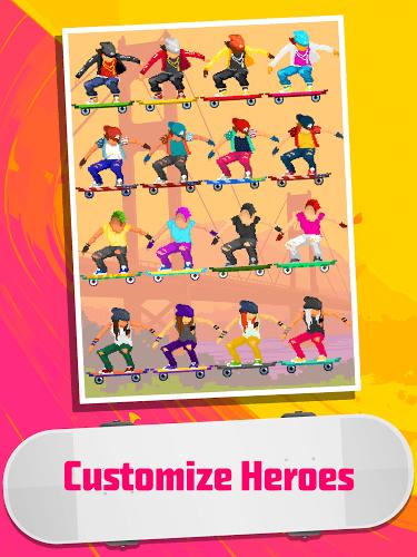 Играй Halfpipe Hero — Герой Хавпайпа На ПК 12
