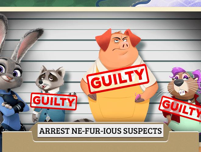 Play Zootopia Crime Files on PC 3