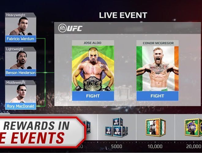 Play EA Sports UFC on PC 4
