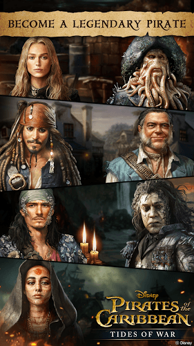 Play Pirates of the Caribbean: ToW on PC 4
