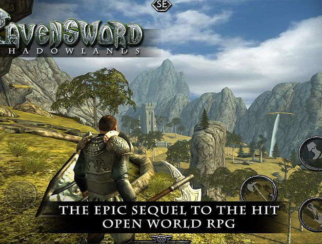 Play Ravensword: Shadowlands on PC 3