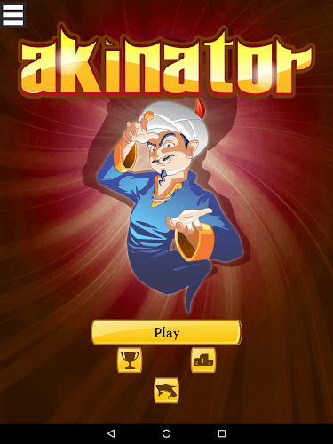 Play Akinator the Genie on PC 2