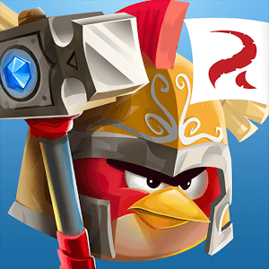 Speel Angry Birds Epic on PC