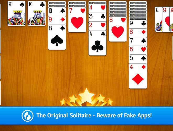 Play Solitaire on PC 8