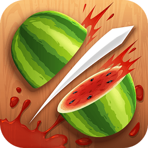 Joue Fruit Ninja Free on pc 1