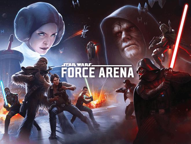 Играй Звездные Войны: Арена Силы На ПК 9