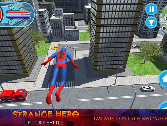 Play Strange Hero: Future Battle on PC 3