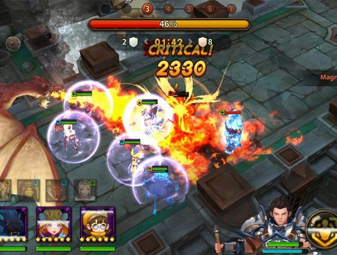 Play Lineage Red Knights on PC 11