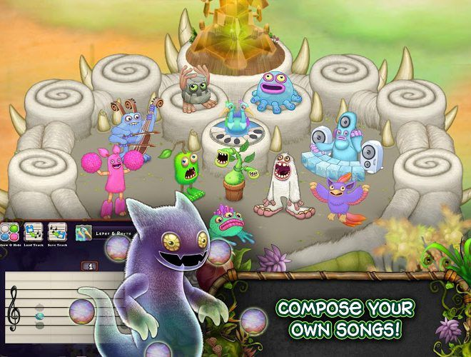 Speel My Singing Monsters on PC 16