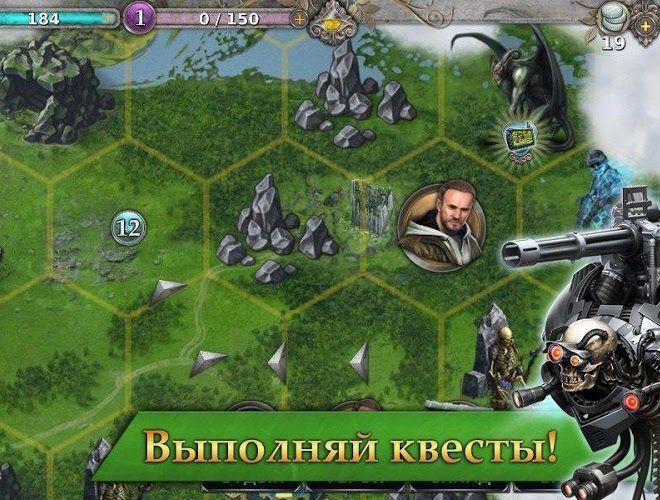 Играй Gunspell: битвы три-в-ряд На ПК 19