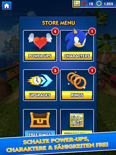 Spiele Sonic Dash auf PC 11