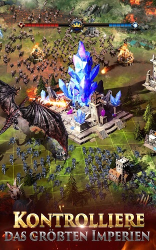 Spielen Clash of Kings on PC 5