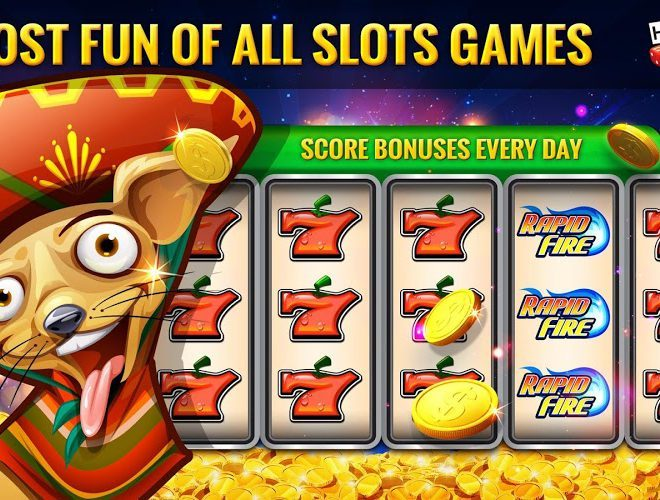 Jogue House of Fun Slot Machines on pc 12