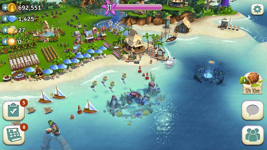 Farmvile: Tropic Escape İndirin ve PC'de Oynayın 8