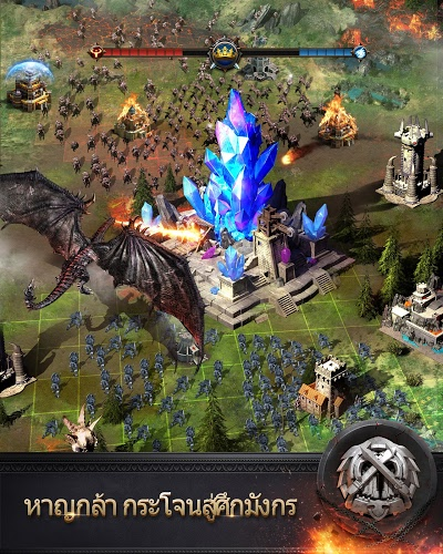 เล่น Clash of Kings on PC 11