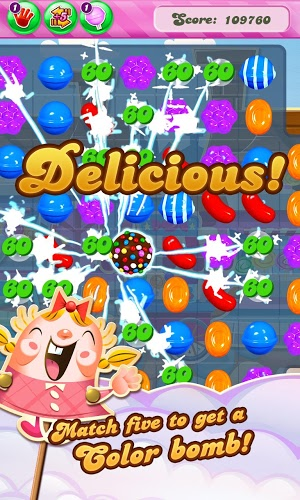 Main Candy Crush on PC 3