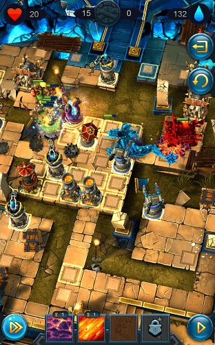 Играй Defenders 2: Tower Defense CCG На ПК 19