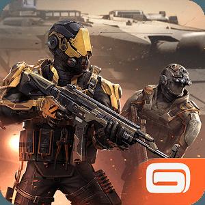 Играй Modern Combat 5: eSports FPS На ПК