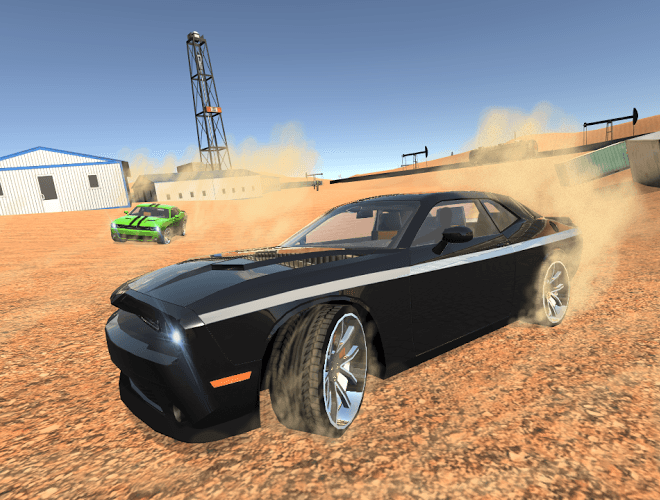 Play Muscle Car Challenger on PC 12