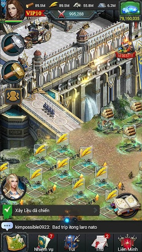 Chơi Rise of the Kings on PC 20