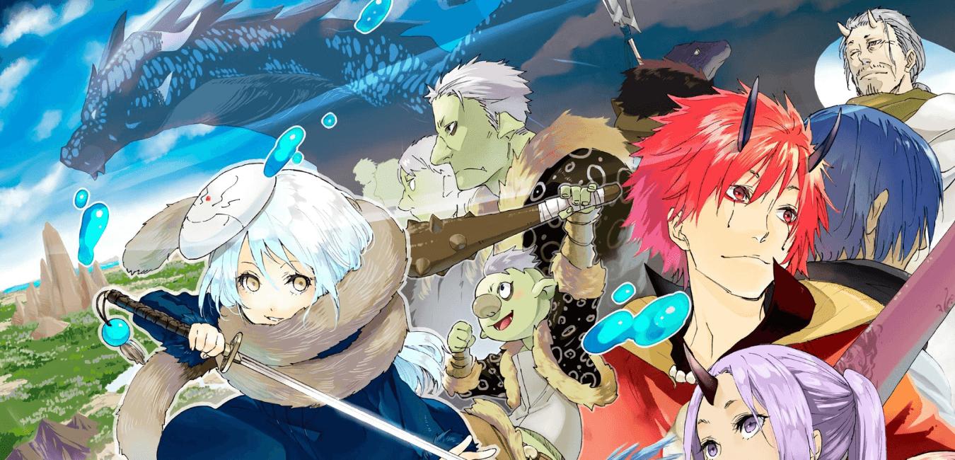 Ragnarok X: Next Generation Resmi Berkolaborasi dengan Anime That Time I Get Reincarnated as a Slime!