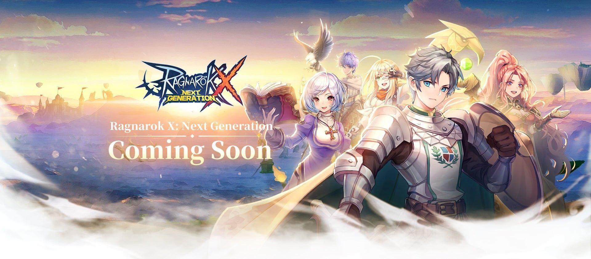 Ragnarok X: Next Generation mở đăng ký sớm