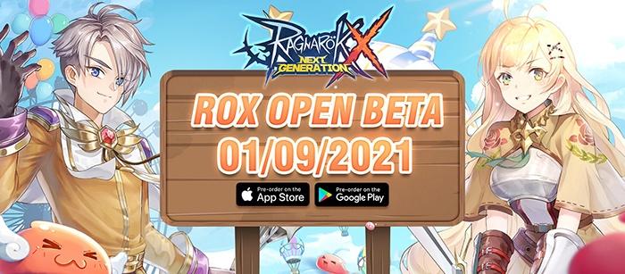 Ragnarok X: Next Generation mở cửa tại Việt Nam từ ngày 1/9